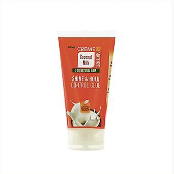 Creme Of Nature Milk Shine & Hold Control 150 ml
