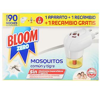 Bloom Bloom Zero Zanzare Aparato Eléctrico + 2 Recambios Unisex