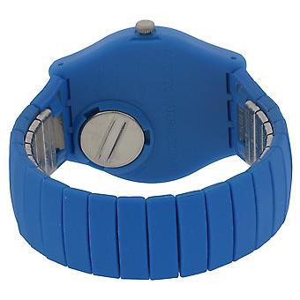 Swatch Pepeblu Unisex Armbanduhr GN251B