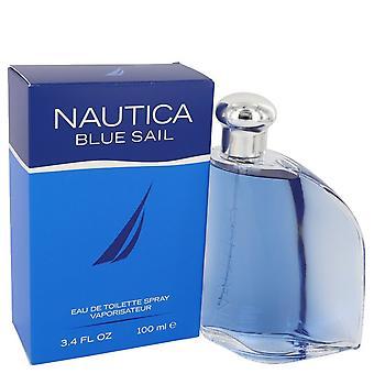 Voile de Nautica Blue de Nautica Eau De Toilette Spray 3.4 oz