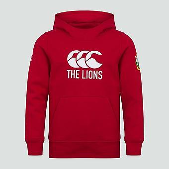 Canterbury Britse & Ierse Lions Junior Logo Hoodie