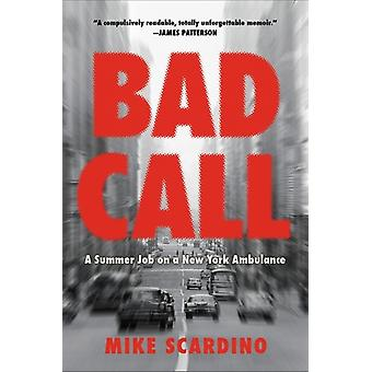Bad Call by Mike Scardino