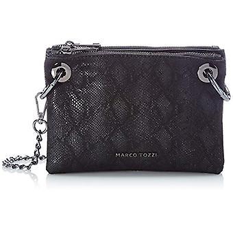 MARCO TOZZI 2-2-61031-26, 2-61031-26-Women's Bag, Black Comb, One Size