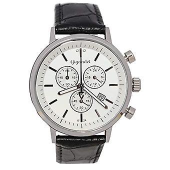 Gigandet Classic Men's Watch Analog Chronograph Quartz Black White G6-001