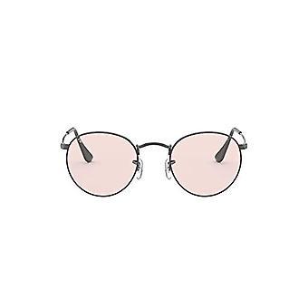 Ray-Ban Round Metal Glasses, Gunmetal, 53 Unisex-Adult(1)