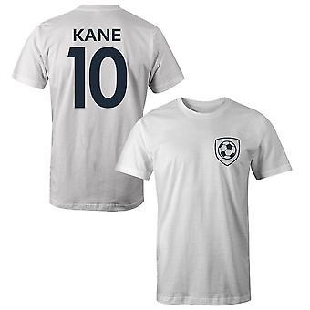Harry Kane 10 Club-Stil Spieler T-shirt