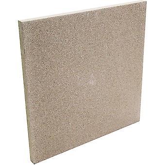 333304 Vermiculit-Platte, 500 x 500 x 30 mm