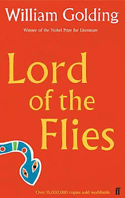 Lord of the Flies 9780571056866 by William Golding