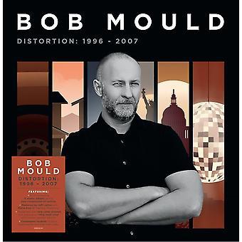 Bob Mould - Distorsión: 1996 - 2007 Vinilo Firmado