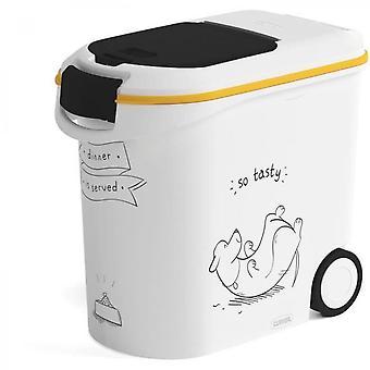 Curver Pojemnik na żywność dla psa - 12 kg - 35 l
