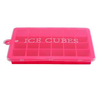 Silicone ice cube maker ice cream popsicle mold cold drink whiskey accessories
