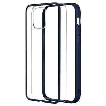 Cover for iPhone 12 and 12 Pro Bumper / Reinforced Mod NX Rhinoshield Blue