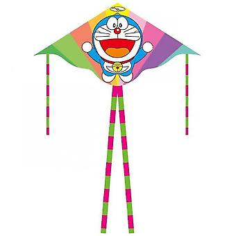 Children's Cartoon Long-tailed Double-tailed Kite(Color2)