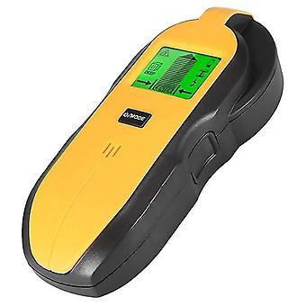 3 V 1 nástěnný detektor kovových dřevěných drátů detektor multifunkční stud viewfinder nástěnný skener