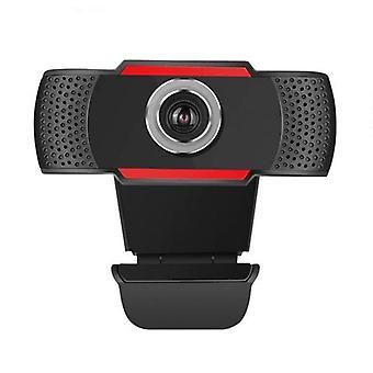 Usb Full Hd -web-kamera mikrofonilla.