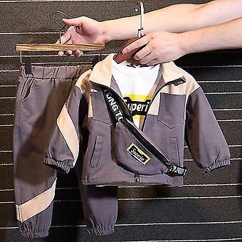 Pojat / Kevät & Syksyn vaatteet Takki Pant & Bag