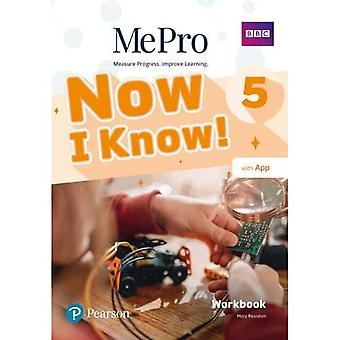 Now I Know MePro Level 5 Workbook with App (Now I Know)