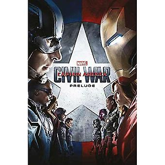 Captain America Civil War Prelude - Marvel Cinematic Collection
