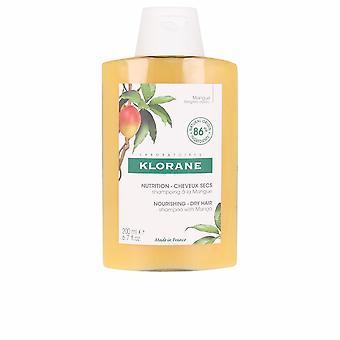 Klorane Nutrition Shampoing À La Mangue 200 Ml Unisex