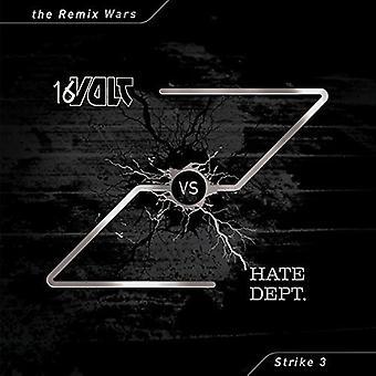 16 volt vs déteste Dept - Remix Wars 3 [Vinyl] USA import