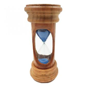 3 Minutes Wooden Sand Hourglass Hourglass Timer Home Decoration
