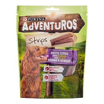 Dog Snack Purina Adventuros Strip (90 G) 153383 153383 153383