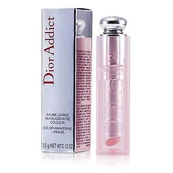 Christian Dior Dior Addict leppe glød farge oppvåkning leppepomade - #001 rosa - 3.5g/0.12oz