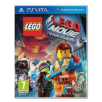 The LEGO Movie Videogame Playstation PS Vita Game