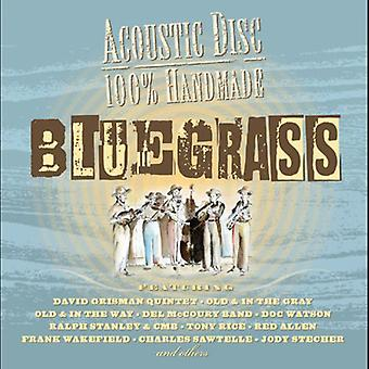 Płyty akustyczne: 100 procent naszyjnik Bluegrass - akustyczna płyta: 100 procent naszyjnik Bluegrass [CD] USA import