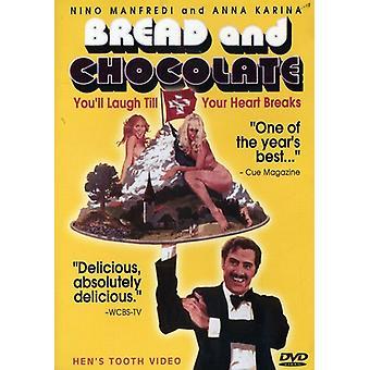 Bread & Chocolate [DVD] USA import