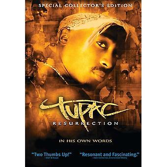 Tupac: Auferstehung [DVD] USA import