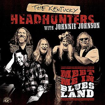 Johnson, Johnnie und Kentucky Kopf H - Meet Me in Bluesland [CD] USA import