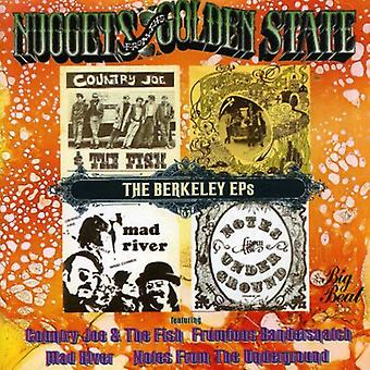Berkeley EP - Berkeley EP [CD] USA importeren