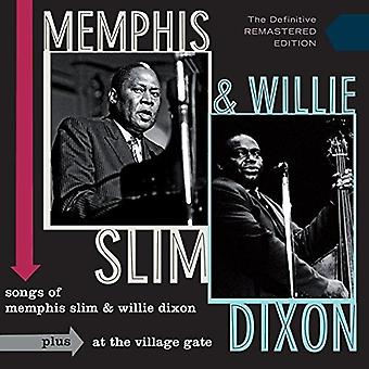 メンフィス スリム ・ ウィリー ・ ディクスン - メンフィス スリム [CD] の曲の USA 輸入