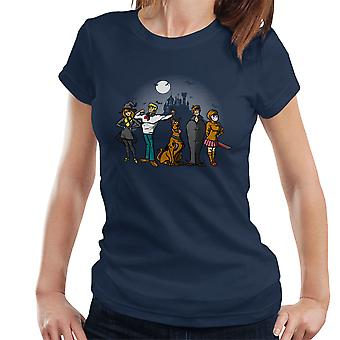 The Mystery Bunch Scoobie Doo Women's T-Shirt