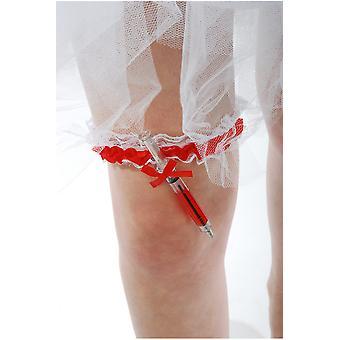 ストッキングと脚アクセサリー看護婦ガーター注入/ボールペン