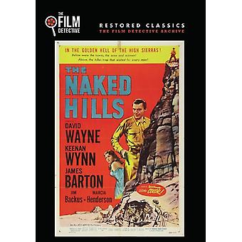 Naked Hills [DVD] USA import