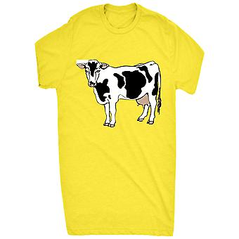 Berømte tegneserie Cow_vectorized