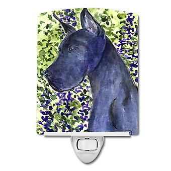 Carolines Treasures  SS8745CNL Great Dane Ceramic Night Light