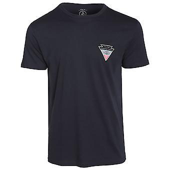 Volcom nommé T-shirt à manches courtes dans la marine