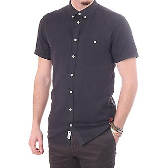 Minimum Cronin Ss Slim Fit Shirt