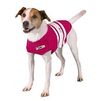 Thundershirt тревога помощи куртка розовый большой (24-32 дюймов)