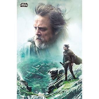 Star Wars die letzten Jedi - Jedi Poster drucken