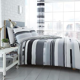 Chester Stripe Duvet Cover Set