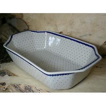 Hornear plato 36 x 21,5 x 9 cm, tradición 26 Bunzlauer porcelana - BSN 21741