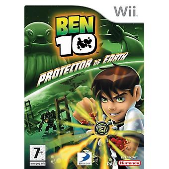 Ben 10 Protector of Earth (Wii) - New