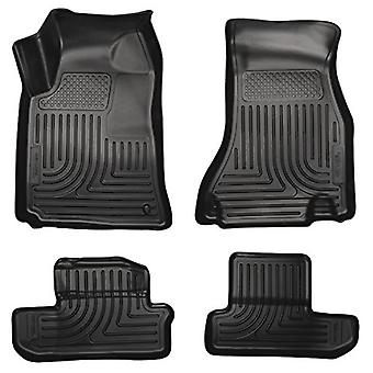Husky Liners Front & 2nd Seat Floor Liners Fits 08-10 Challenger