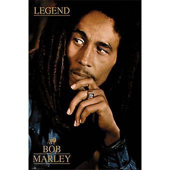 Bob Marley-legenda legenda Poster Poster afdrukken