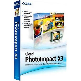 Corel, Ulead PhotoImpact X3 OEM, 1 licentie Windows Illustrator
