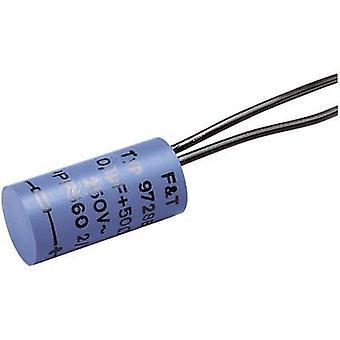 FTCAP 1020032-50303 tłumienia kondensator promieniowe prowadzić 0.1 µF 250 V AC 1 szt.